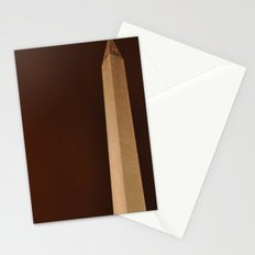 Washington Monument (for devices) Stationery Cards