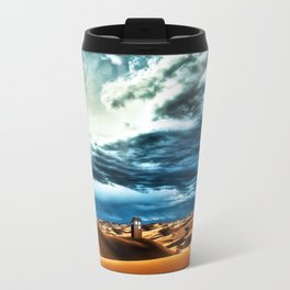 Tardis Stay Alone Travel Mug