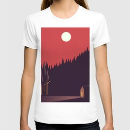A Cabin in the Wood T-shirt