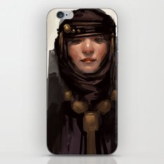 Shroud iPhone & iPod Skin