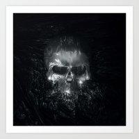 Fume#7 Art Print