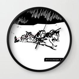 sknowledge // (husky team) Wall Clock