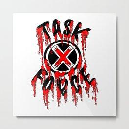 Task Force X Metal Print