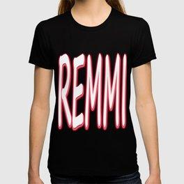 Remmi Demmi Funny Costume Carnival Gift T-shirt