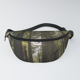 Redwoods Make Me Smile - Nature Photography Fanny Pack