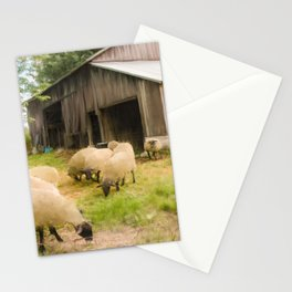 Little Sheep Stationery Cards