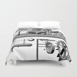 Elegant and Useful Arts 1822 Duvet Cover