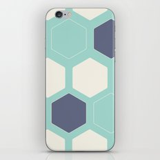 Hexed iPhone & iPod Skin