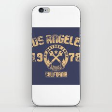Los Angeles, California iPhone & iPod Skin
