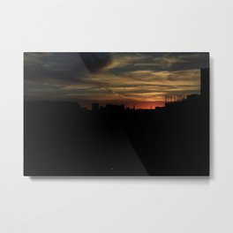 Southwark Sunset Metal Print