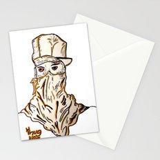 Thug  Stationery Cards
