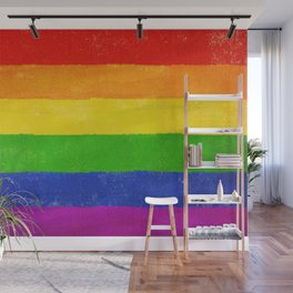 Gay Pride Flag LGBQT Wall Mural