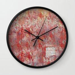 China Town Wall Clock