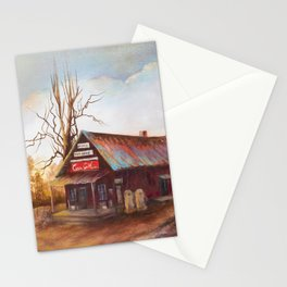 Country Store Stationery Cards