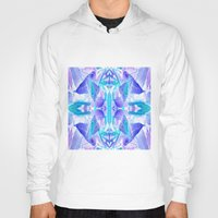 crystal Hoodies featuring Crystal by Cs025