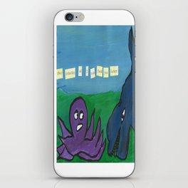 Stop Drinking iPhone Skin