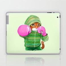 BOXING CAT 4 Laptop & iPad Skin