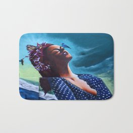 """The ultimate seduction of Mary"" Bath Mat"