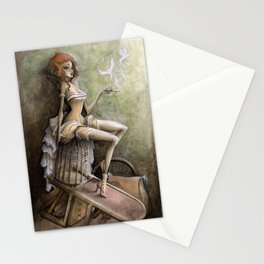 Mademoiselle Colombe Stationery Cards
