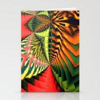 brasil Stationery Cards featuring Brasil by Lyle Hatch