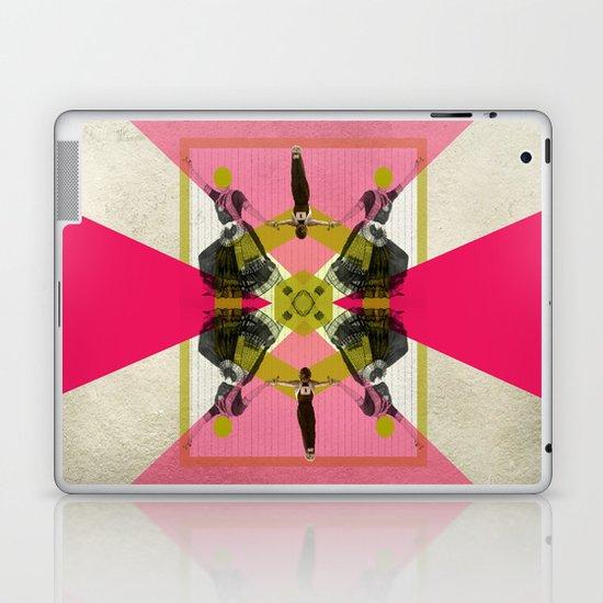 Bollywood geometrical gym Laptop & iPad Skin