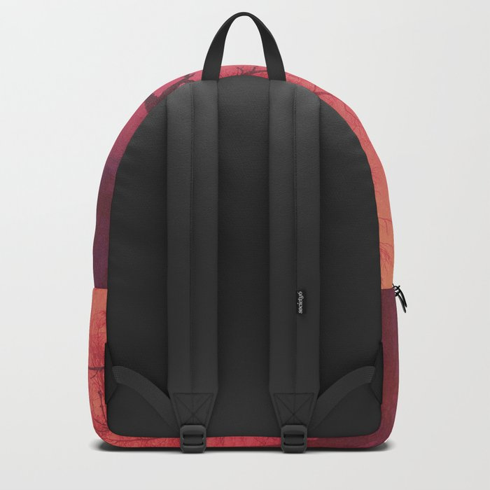 Red Mist Backpack