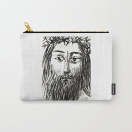 Pablo Picasso Jesus Christ Portrait, Artwork Reproduction For T Shirt, Framed Prints Carry-All Pouch
