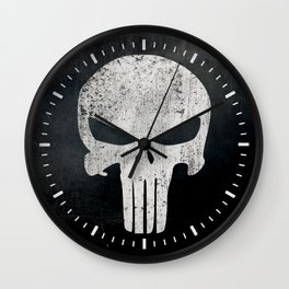 it is not justice. it is punishment Wall Clock