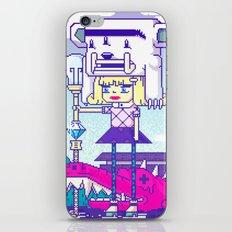 Dakota X iPhone & iPod Skin