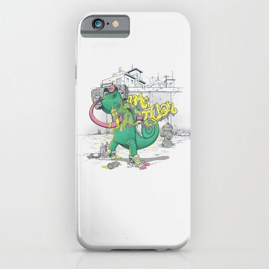 Urban Chameleon  iPhone & iPod Case