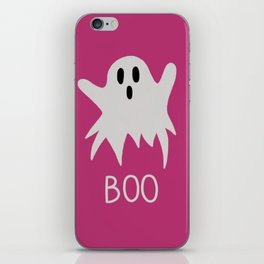 Are you scared ? #7 iPhone Skin