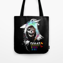 El Huervo - Death's Head Tote Bag