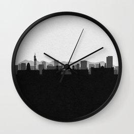 City Skylines: Pretoria Wall Clock