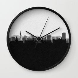 City Skylines: Pretoria Wall Clock