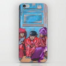 Muslim Children iPhone & iPod Skin