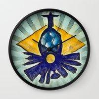 rio Wall Clocks featuring Rio by siloto