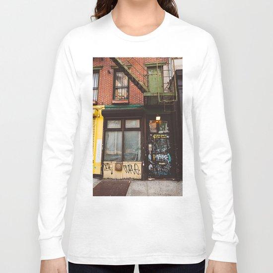 East Village Long Sleeve T-shirt