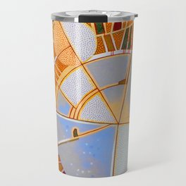 The cities of the moon Travel Mug
