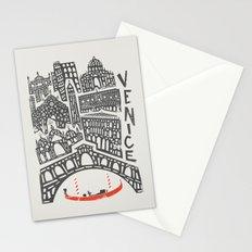 Venice Cityscape Stationery Cards