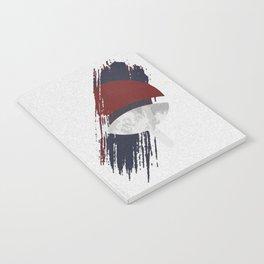 Uchiha Clan Slice Notebook