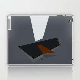 Somber Procrastination Laptop & iPad Skin