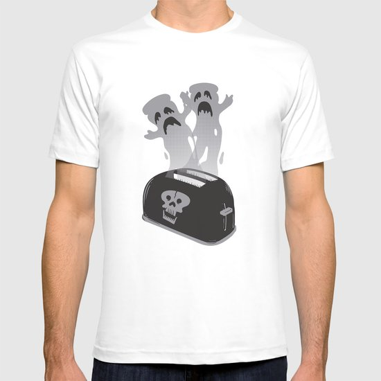 Ghost Toast T-shirt