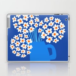 Abstraction_FLORAL_Blossom_001 Laptop & iPad Skin