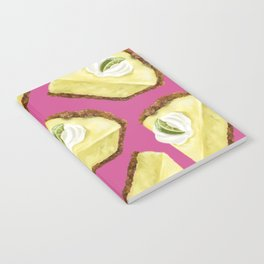 Key lime pie Notebook