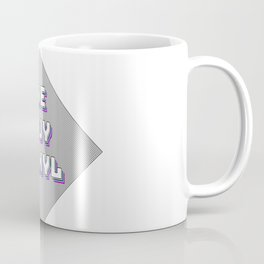 We Buy Vinyl Coffee Mug