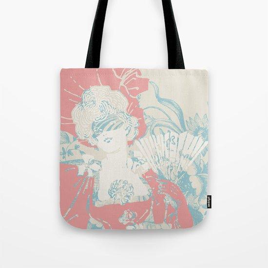 Masquerade Tote Bag