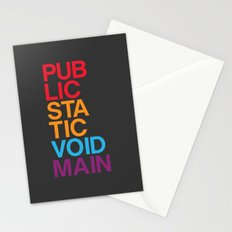 The Method | Comp Sci Series Stationery Cards