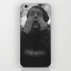 Supreme iPhone & iPod Skin