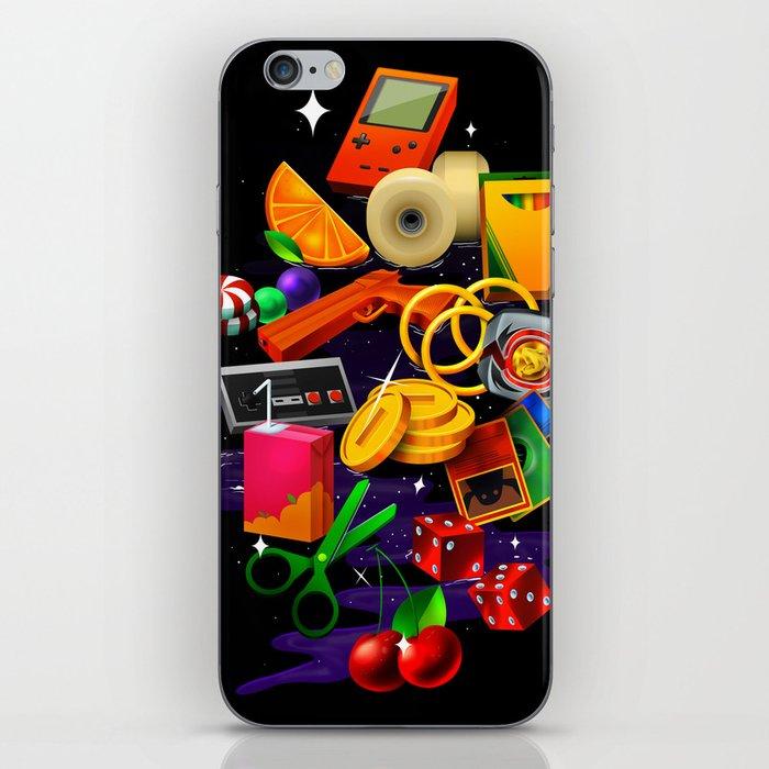 BORN 88 iPhone Skin