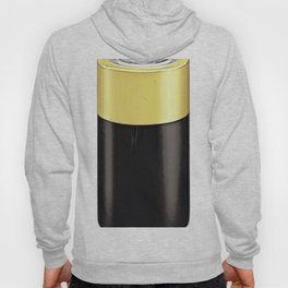 Battery D Traditional Steel Device Portable Use Throw Hoody
